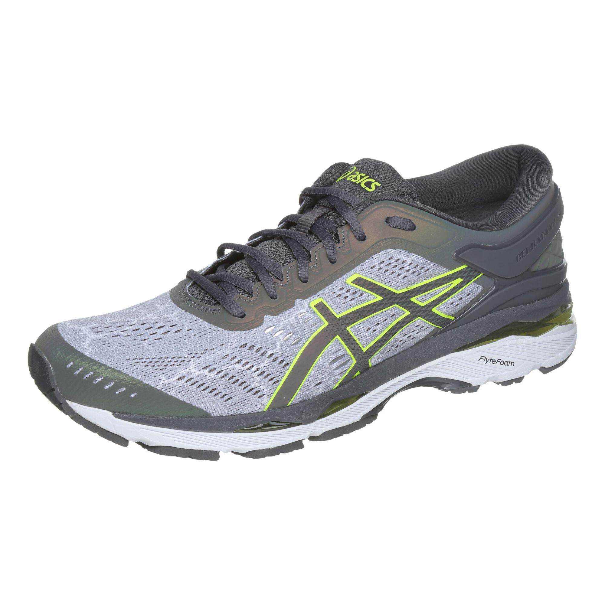 ac88d60e3381 buy Asics Gel-Kayano 24 Lite-Show Stability Running Shoe Men - Dark ...