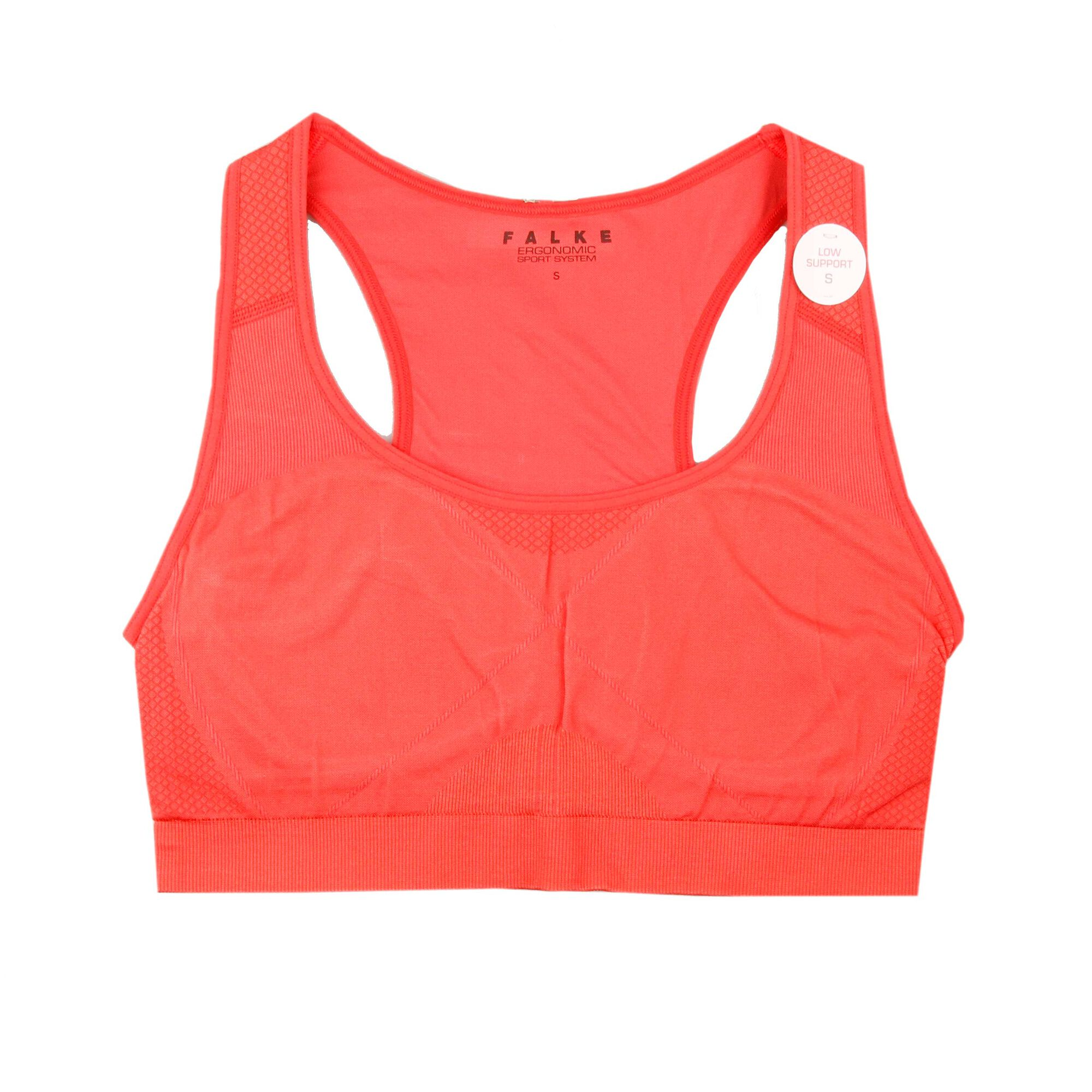aabf8948c8751 buy Falke Bra Top Madison Sports Bras Women - Orange