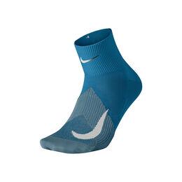 Elite Lightweight Quarter Running Socks Unisex