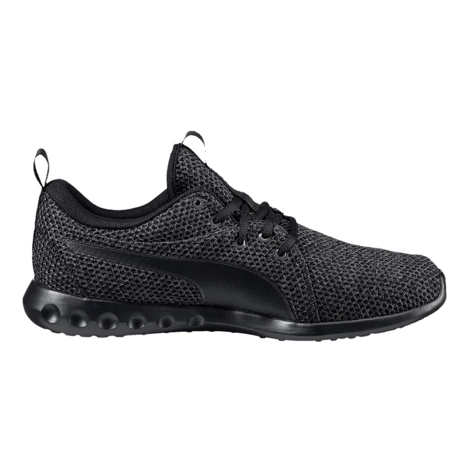 ade8143a4d3 buy Puma Carson 2 Nature Knit Neutral Running Shoe Men - Dark Grey ...