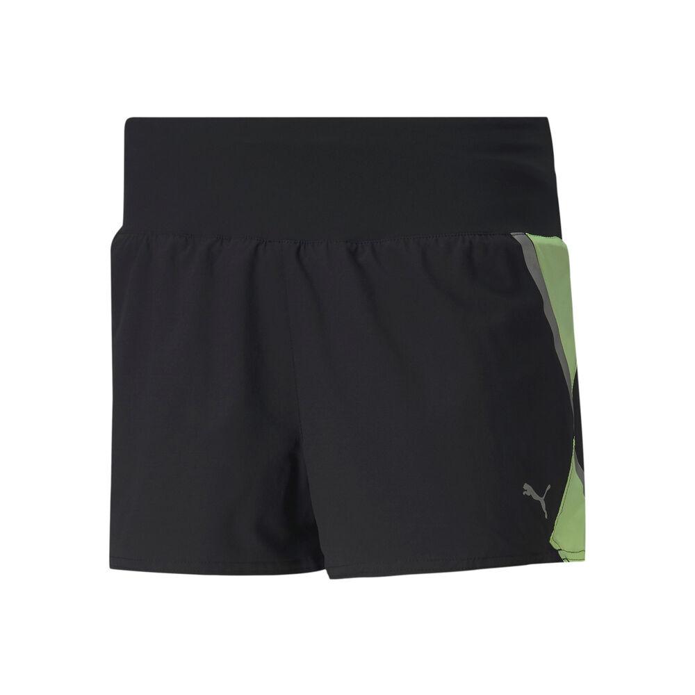 Run Woven 3` Shorts Women