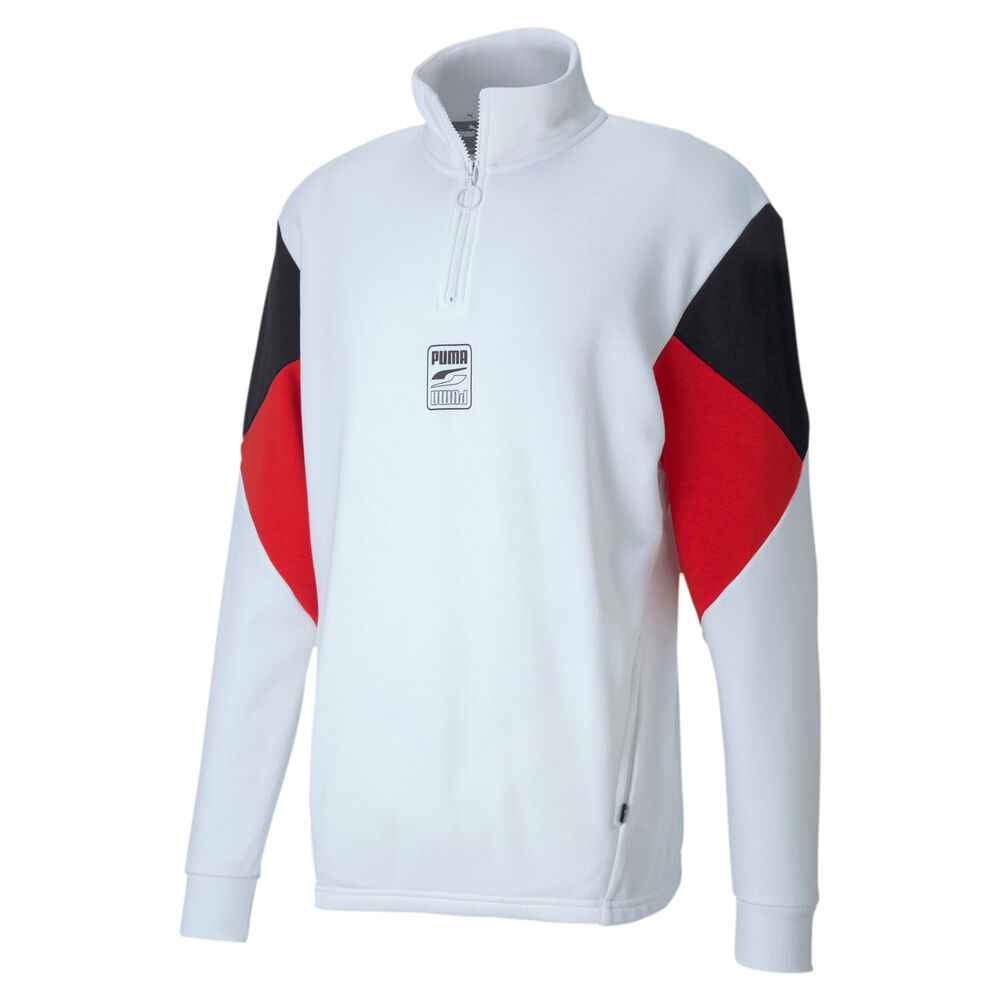 Rebel Half-Zip TR Sweatshirt Men