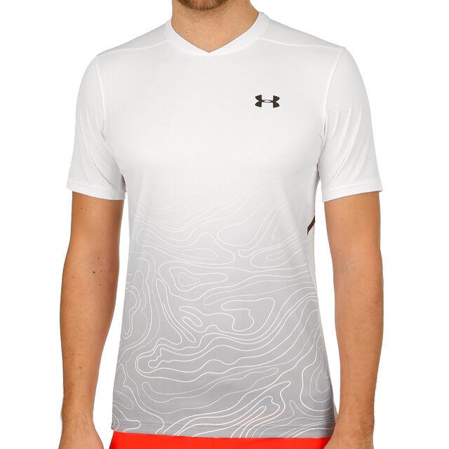 d3cec2bb buy Under Armour Forge Crew T-Shirt Men - White, Black online ...