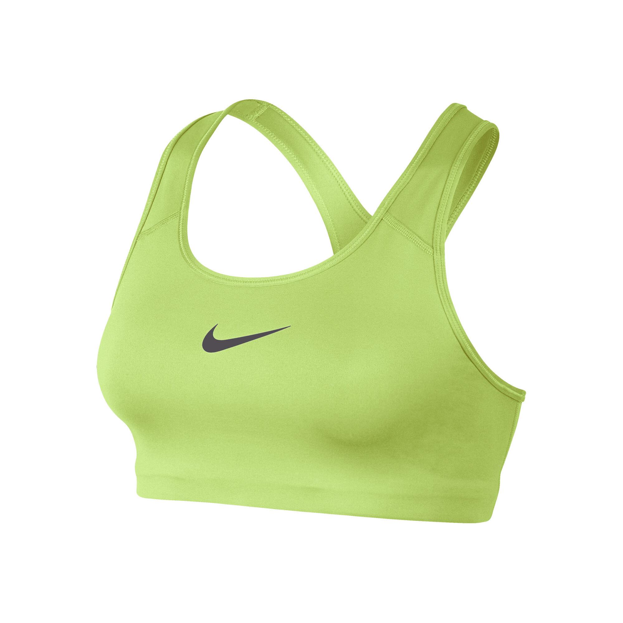 d61a8a93ff9fb buy Nike Swoosh Sports Bras Women - Neon Green