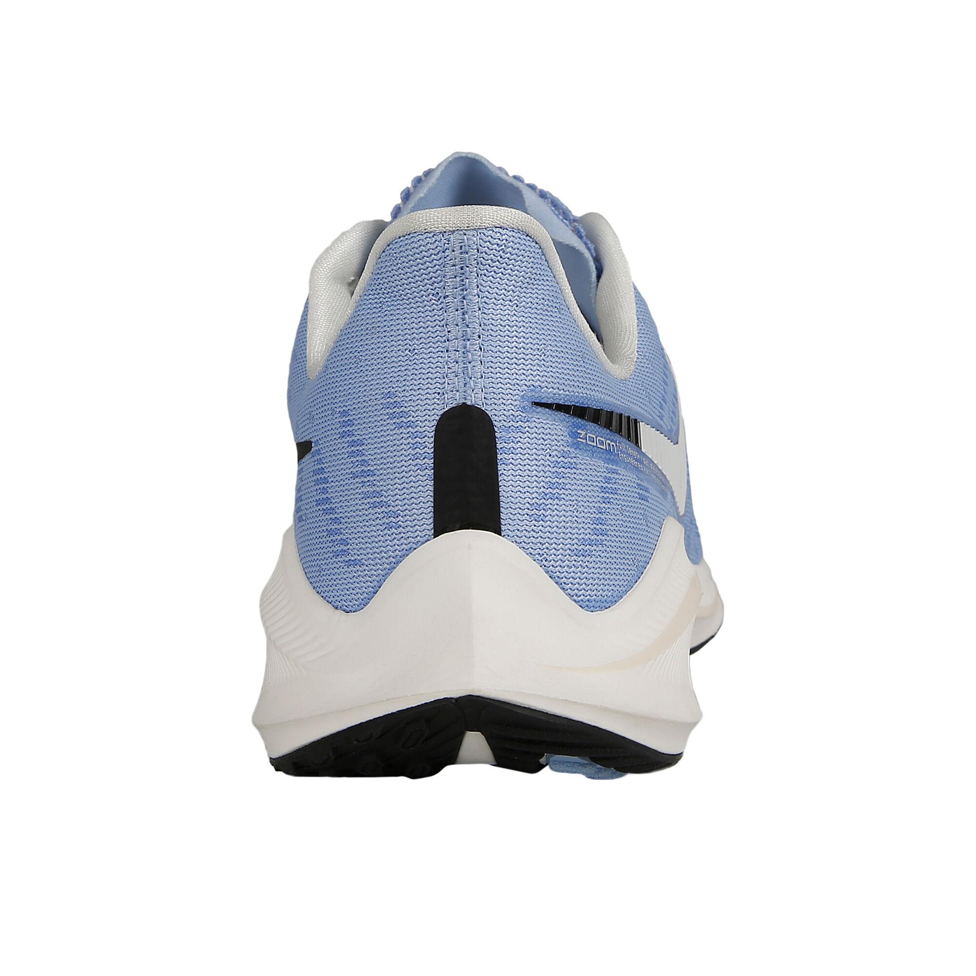 size 40 75a20 27502 buy Nike Air Zoom Vomero 14 Neutral Running Shoe Women - Light Blue ...