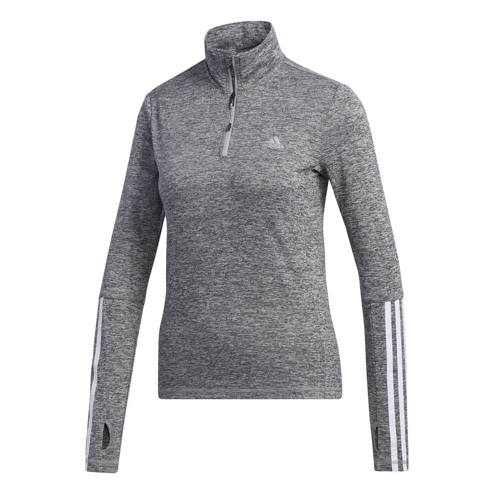 1/4 Zip Long Sleeve Women