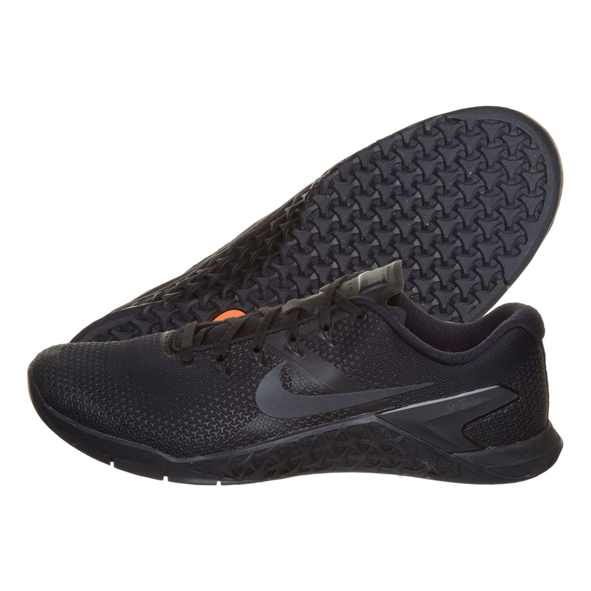 6374117fbd39 buy Nike Metcon 4 Natural Running Shoe Men - Black