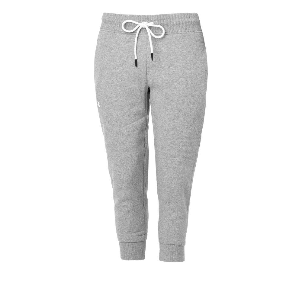 Slim Leg Crop Training Pants Women