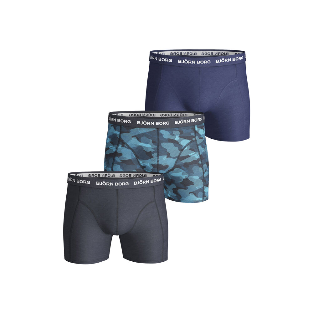 Shadeline Sammy Boxer Shorts 3 Pack Men
