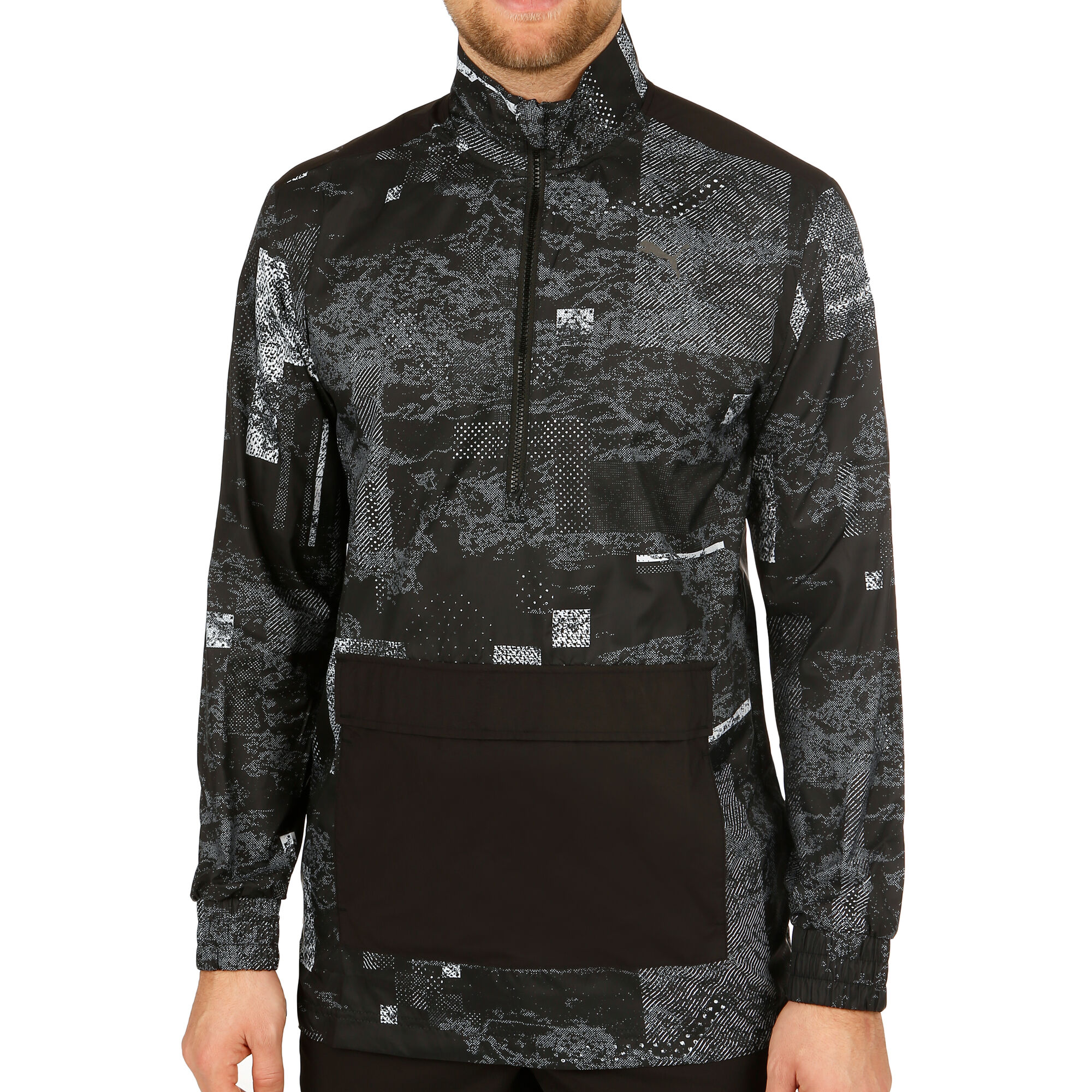 095f89e064de buy Puma Energy Windbreaker Running Jacket Men - Black