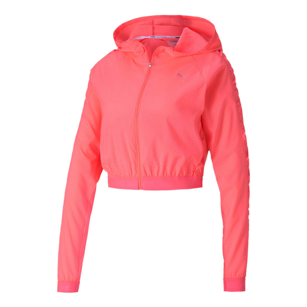 Be Bold Woven Training Jacket Women