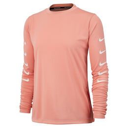 Swoosh Run Top Halfzip Women