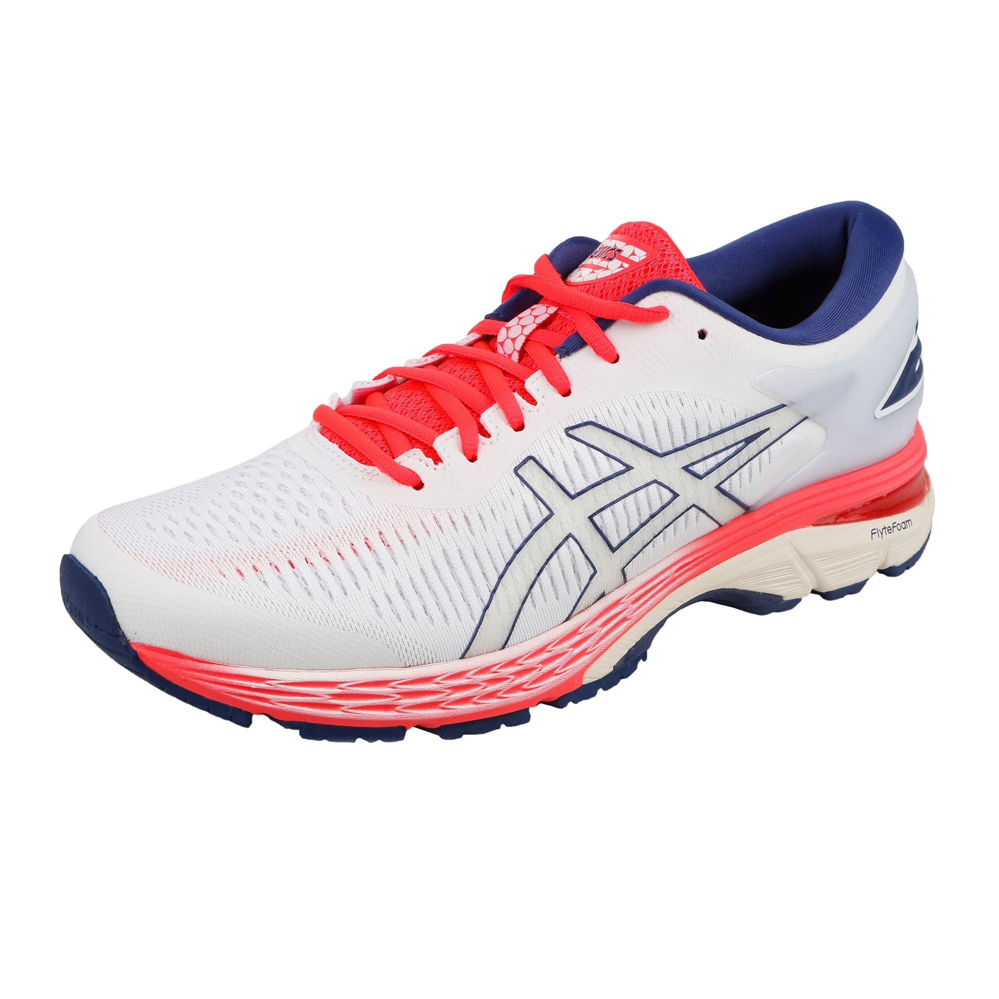 buy Asics Gel-Kayano 25 Stability Running Shoe Women - White ad2f5671c4e