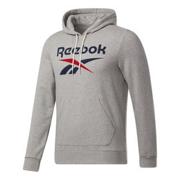 Ripped French Terry Over the Head BL Hoody Men