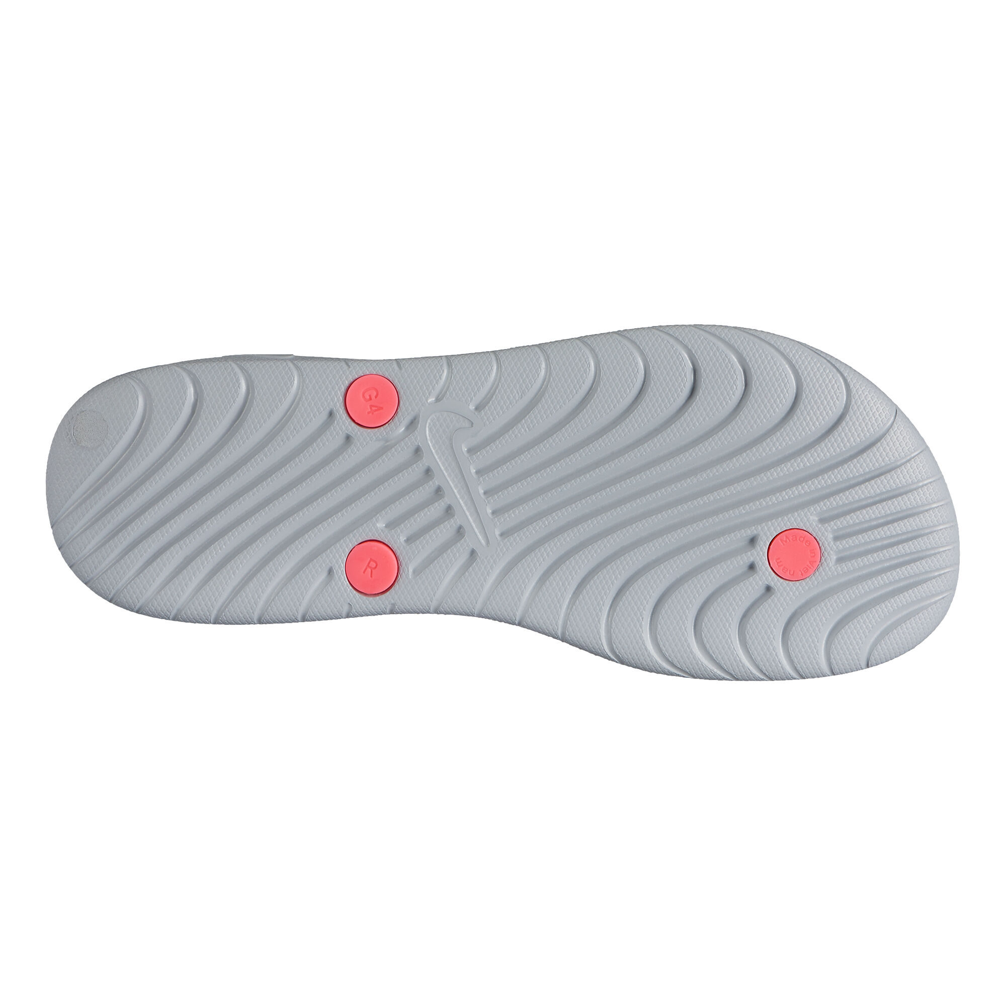 cd6e8520cb0f buy Nike Solay Thong Flip-flops Kids - Lightgrey