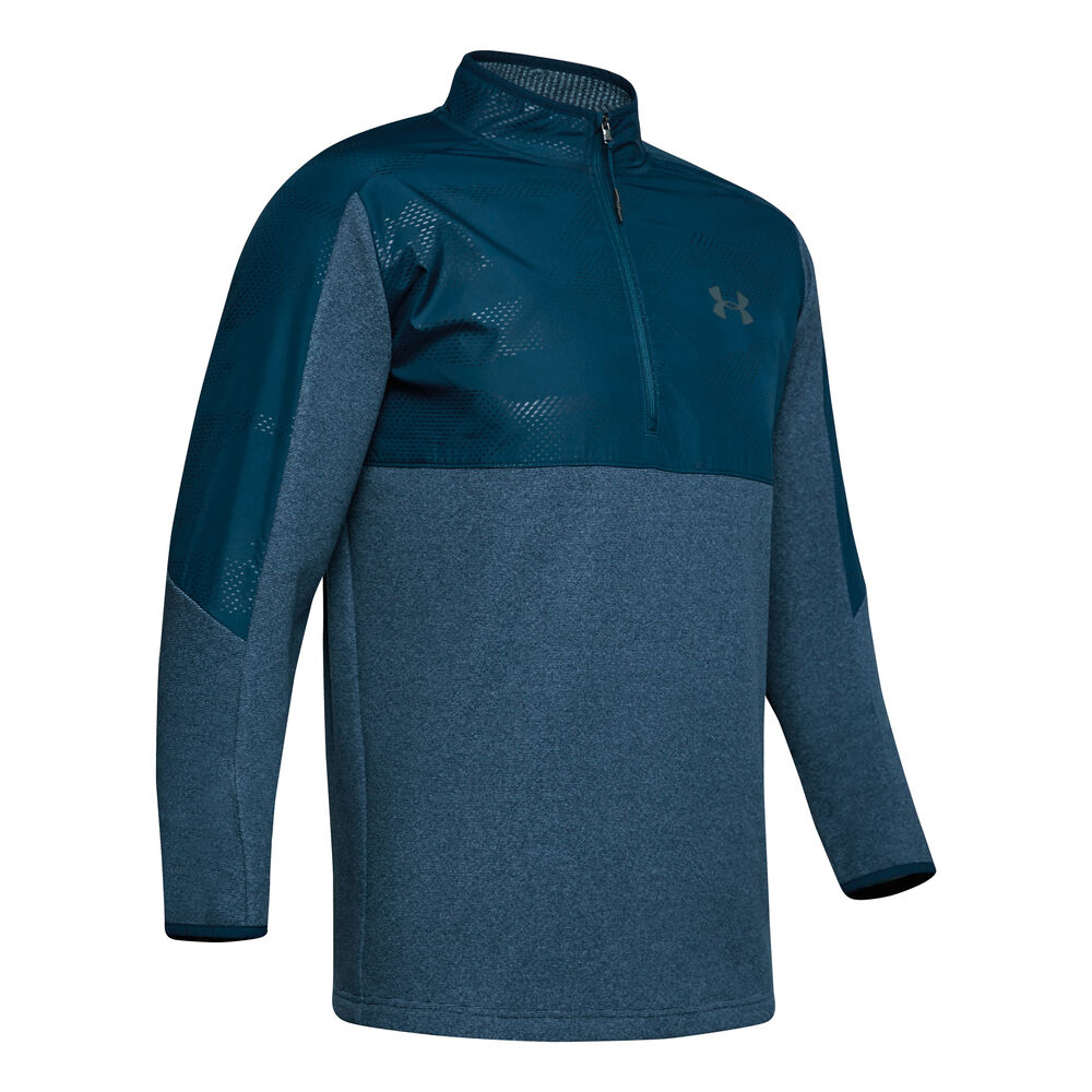 CGI Half-Zip Long Sleeve Men