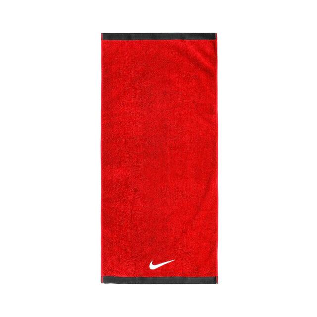 3f4bfef9 buy Nike Fundamental Towel 35x80cm Medium - Red, Black online ...