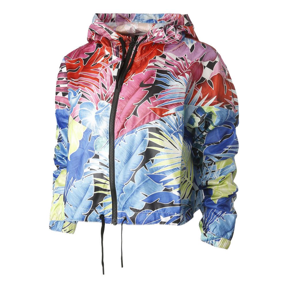Sportswear Flower Power Woven Training Jacket Women