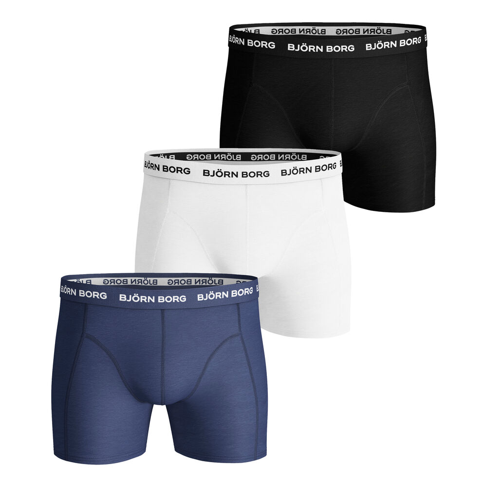 Sammy Boxer Shorts 3 Pack Men