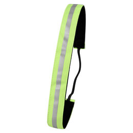 Neon Green Running Reflective