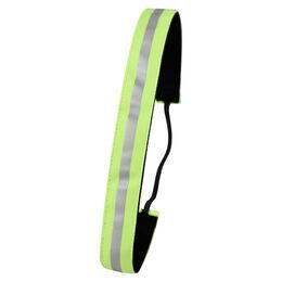 Neon Green Running Reflective