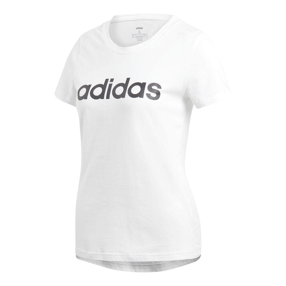 Essentials Linear Slim T-Shirt Women