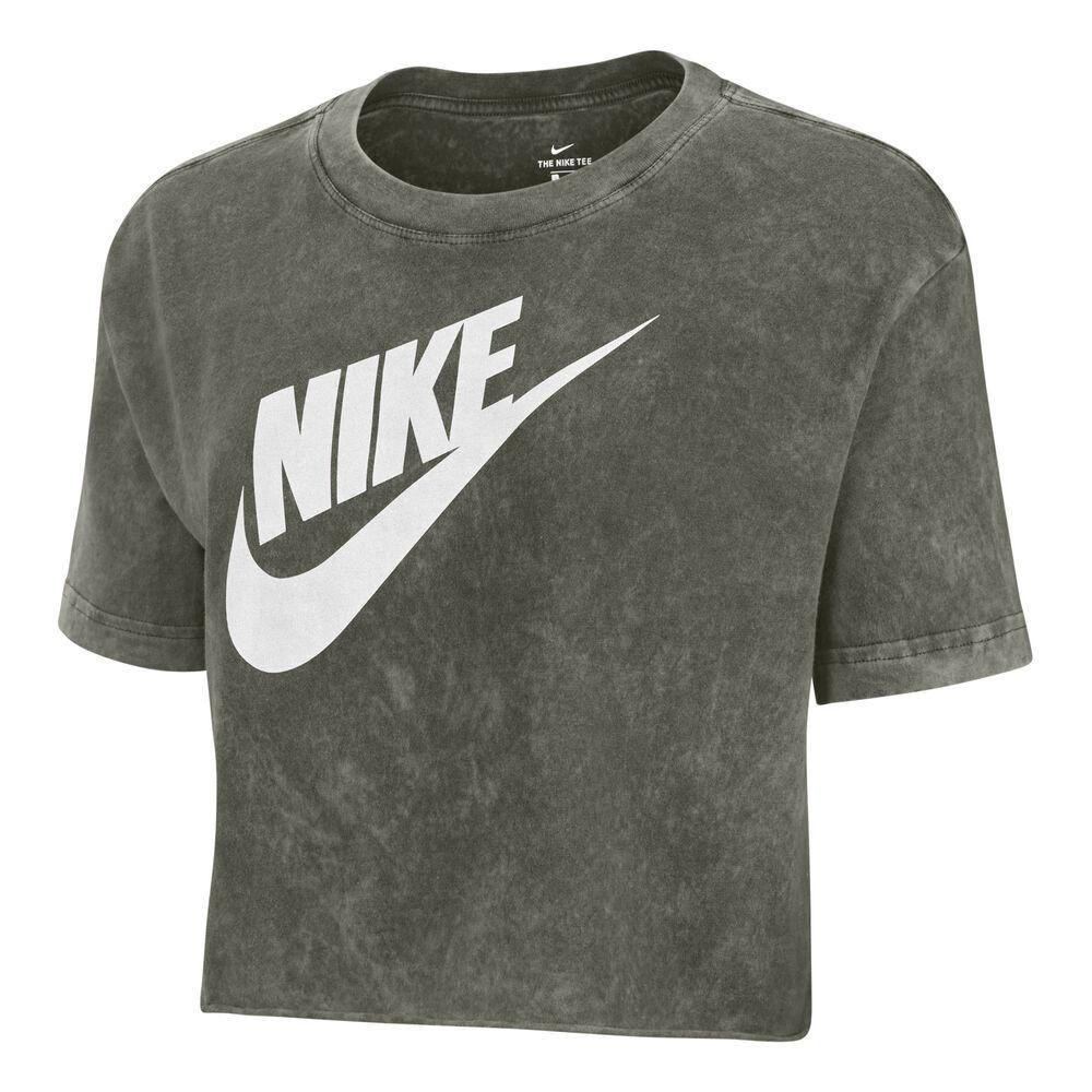 Sportswear Wash Futura Crop T-Shirt Women