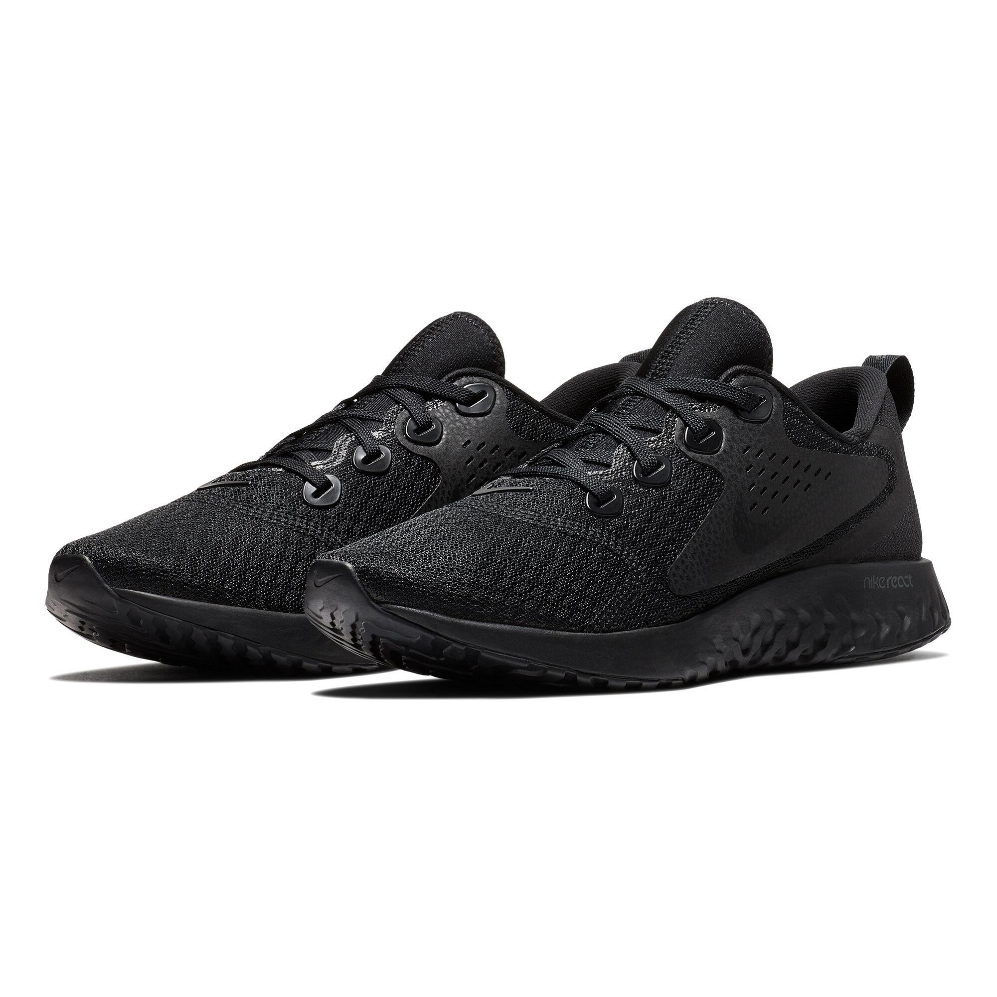 a02b806538755 buy Nike Rebel React Neutral Running Shoe Women - Black